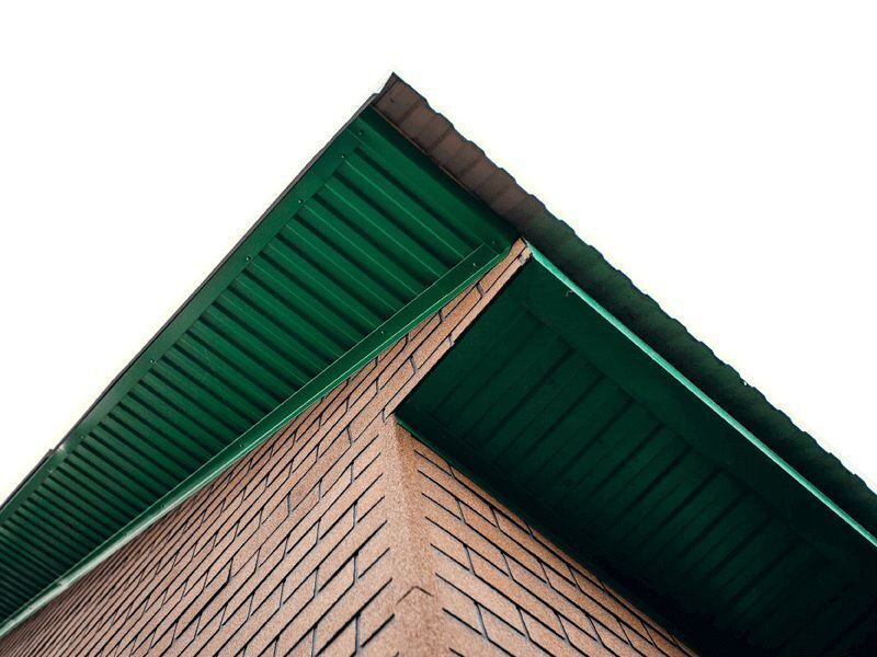 карнизы на крыше дома с профнастила фото кухня простые вкусные